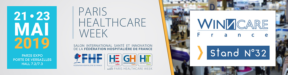 Paris Healthcare 2019