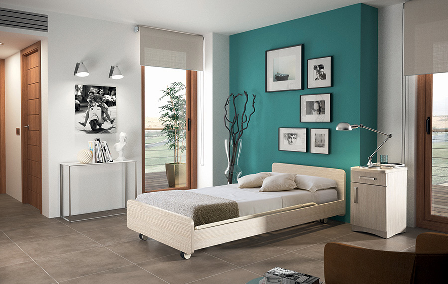 lit aerys lits m dicalis s winncare. Black Bedroom Furniture Sets. Home Design Ideas