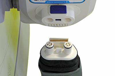 Colchón de aire Axtair Automorpho® Axensor technology