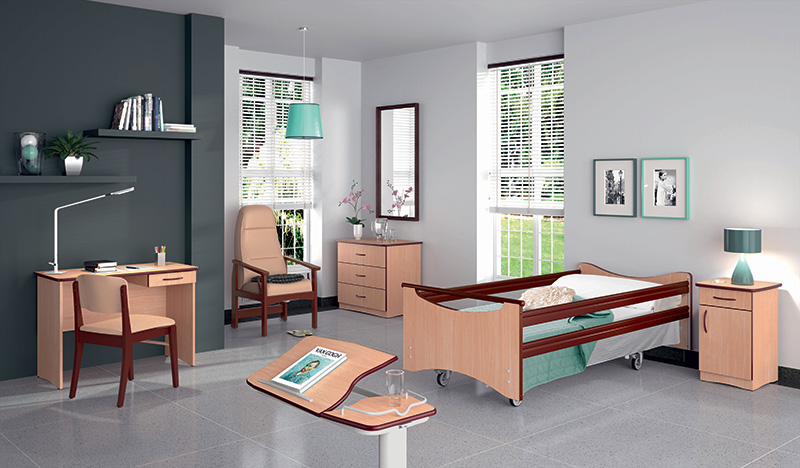 Chambre carmen mobilier winncare france for Chambre mobilier