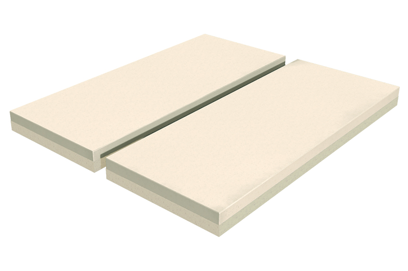 ALOVA viscoelastic foam mattress for DUO bed Therapeutic